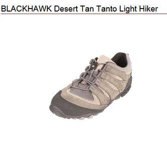 Tanto Light Hiker Brown