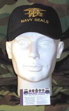 CAP-Navy-Seals-black