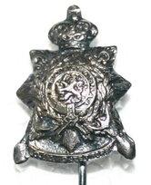 Revers-Korpswapen-Zilver