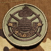 KCT-Badge-groen-kaki