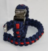 Polsband Mariniers Blauw