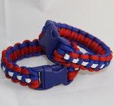 Polsband-NL-Rood-Wit-Blauw-22-cm