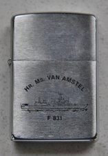 Zippo nr 02 KM van Amstel