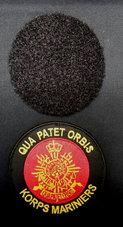 Badge-2017--Velcro-Korps-wapen-rood