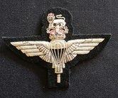 Badge-Para-Regiment-Silver--HB