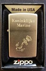 Zippo-Marine-KM-graveer-anker-en-text