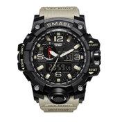 Horloge-Military-sport-Mudmaster-Khaki