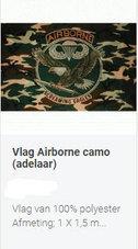 Vlag-Alg.-Airborne-Camo-Eagle