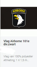 Vlag-Alg.-Airborne-101-White-Eagle