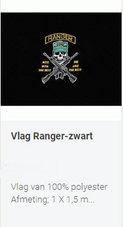 Vlag-Alg.-Ranger-Zwart