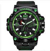Horloge-Military-sport-Mudmaster-GREEN