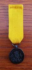 Klein-2-Trouwe-dienst-KL-Medaille