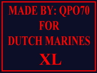 Kleding:-For-Dutch-Marines-By:-QPO70
