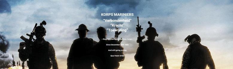 Dutch Marines - Brothers in Arms - Qua Patet Orbis