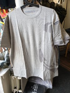 Kon.Marine T-shirt maat XL Grey