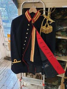 Cer Ceremonieel uniform 2e Lnt Marns