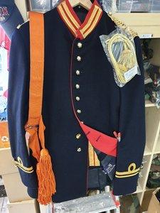 Cer Ceremonieel uniform 1e Lnt Marns