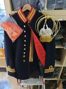 Cer Ceremonieel uniform  Lnt Kol  Marns.