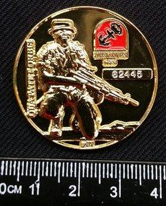COIN  Eens Marinier...Altijd Marinier