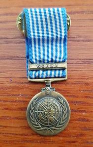 Klein Korea Medaille