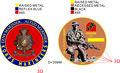 DE Mariniers Challenge coin