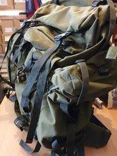 Pack-Berghaus-vulcan-2-licht-gebruikt-!