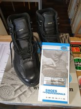 Boots-HAIX-maat-40-wijd--NIEUW