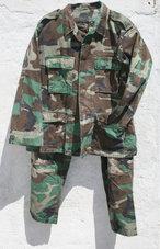 CAMO Pak woodland Mariniers