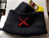 Bivakmuts-KM--Geschut-konstabel-rood