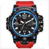 Horloge-Military-sport-Mudmaster-RED
