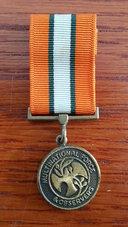 Klein-MFOM-Sinai-Medaille