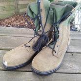 Gevechtslaarzen-Desert-groen-Marns--maat-43.5