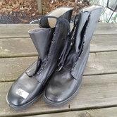 Gevechtslaarzen-zwart-Marns--maat-46
